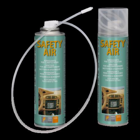 SAFETY AIR PER CLIMATIZZATORI
