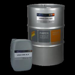 cod. 23ME LOGIQ COOL AL 9 Emulsionabile Minerale con elevata stabilità.