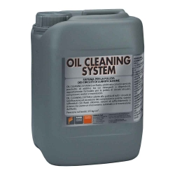 OIL CLEANING SYSTEM PER CIRCUITI DI LUBRIFICAZIONE